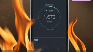 تصویر از داغ شدن موبایل شما بیش از گذشته شده است؟