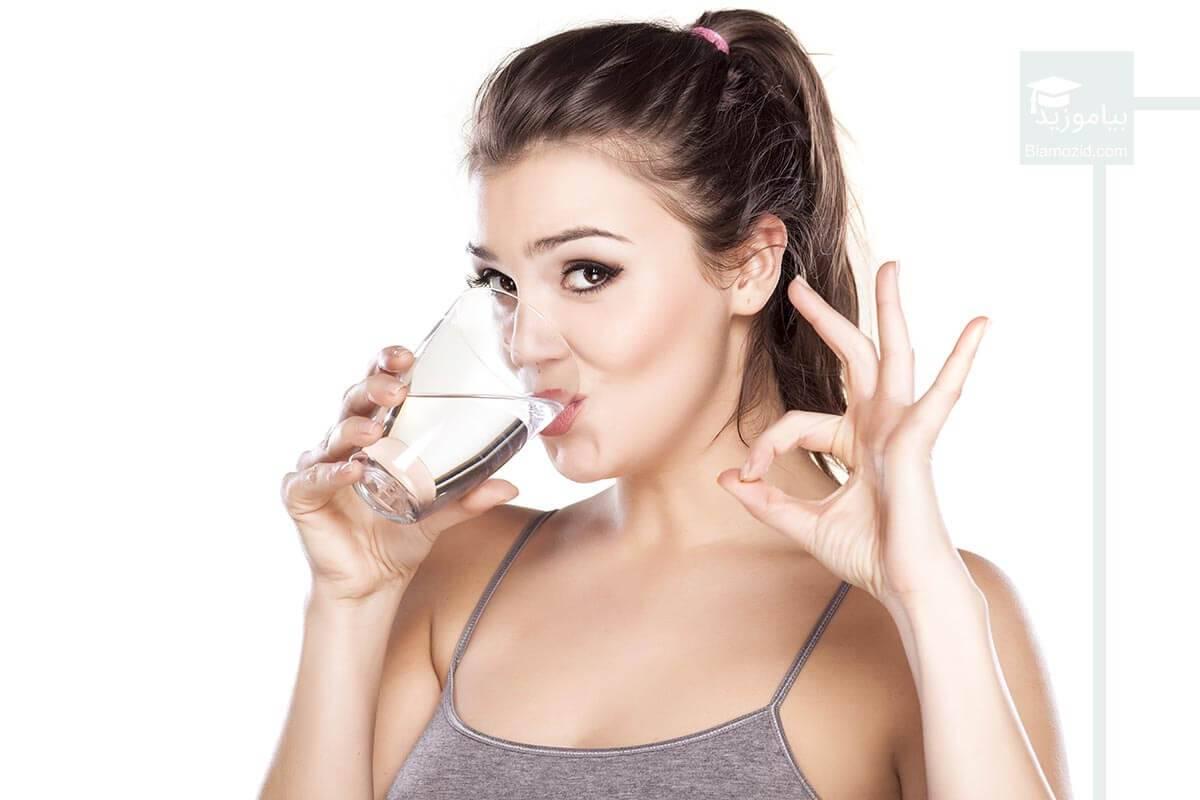 تصویر از سه نوشیدنی عالی  برای سالم سازی پوست و بدن شما