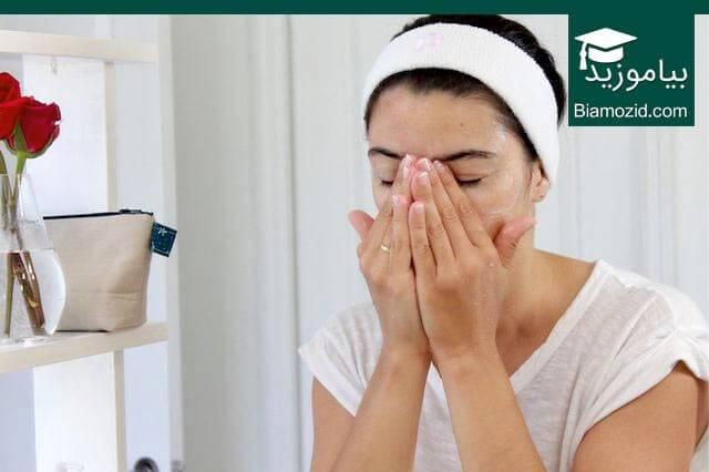 تصویر از پنج نکته در مورد محافظت از پوست در مقابل جوش زدن