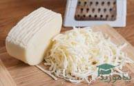 تهیه پنیر پیتزای خانگی