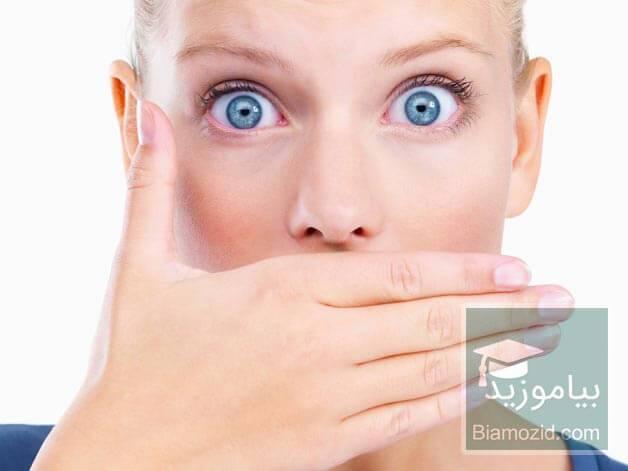 تصویر از بوی بد دهان را با این ۹ خوراکی از بین ببرید
